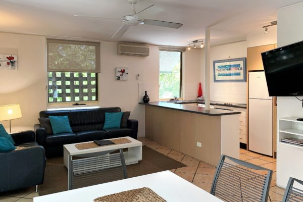BH16 Living Area